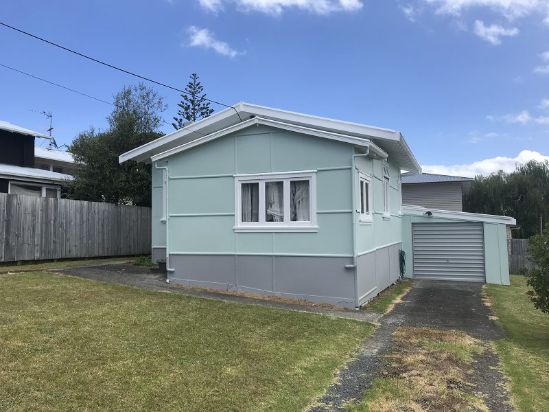 Weatherboard Repainting 01 After